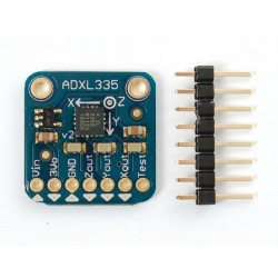 ADXL335 - 5V ready triple-axis...