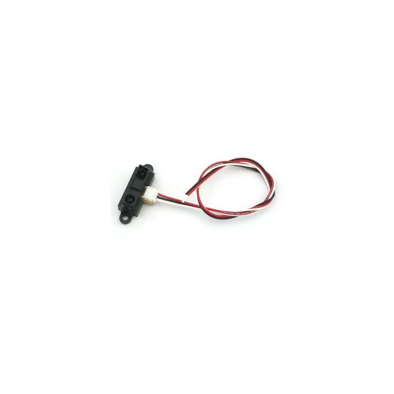 IR distance sensor with cable (10cm-80cm) - GP2Y0A21YK0F